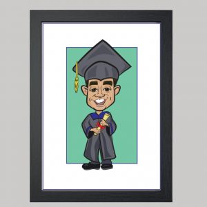 graduation style 2 digital colour